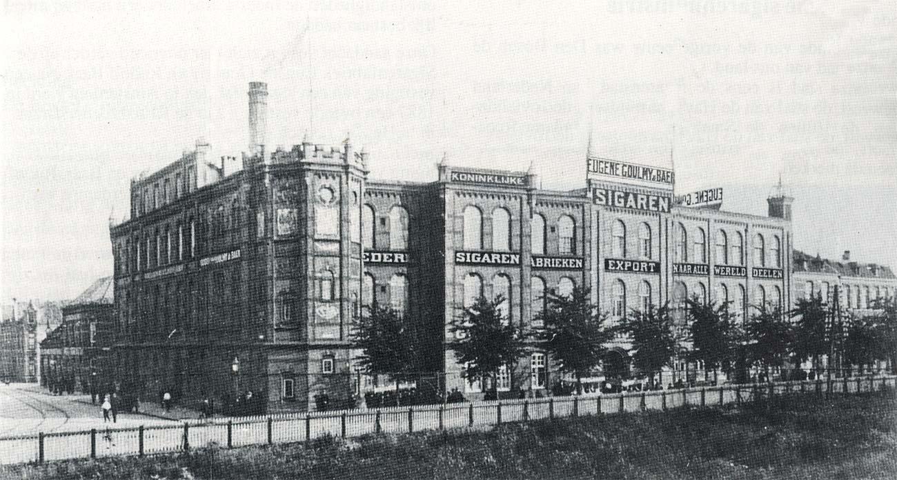 fabrieketzand