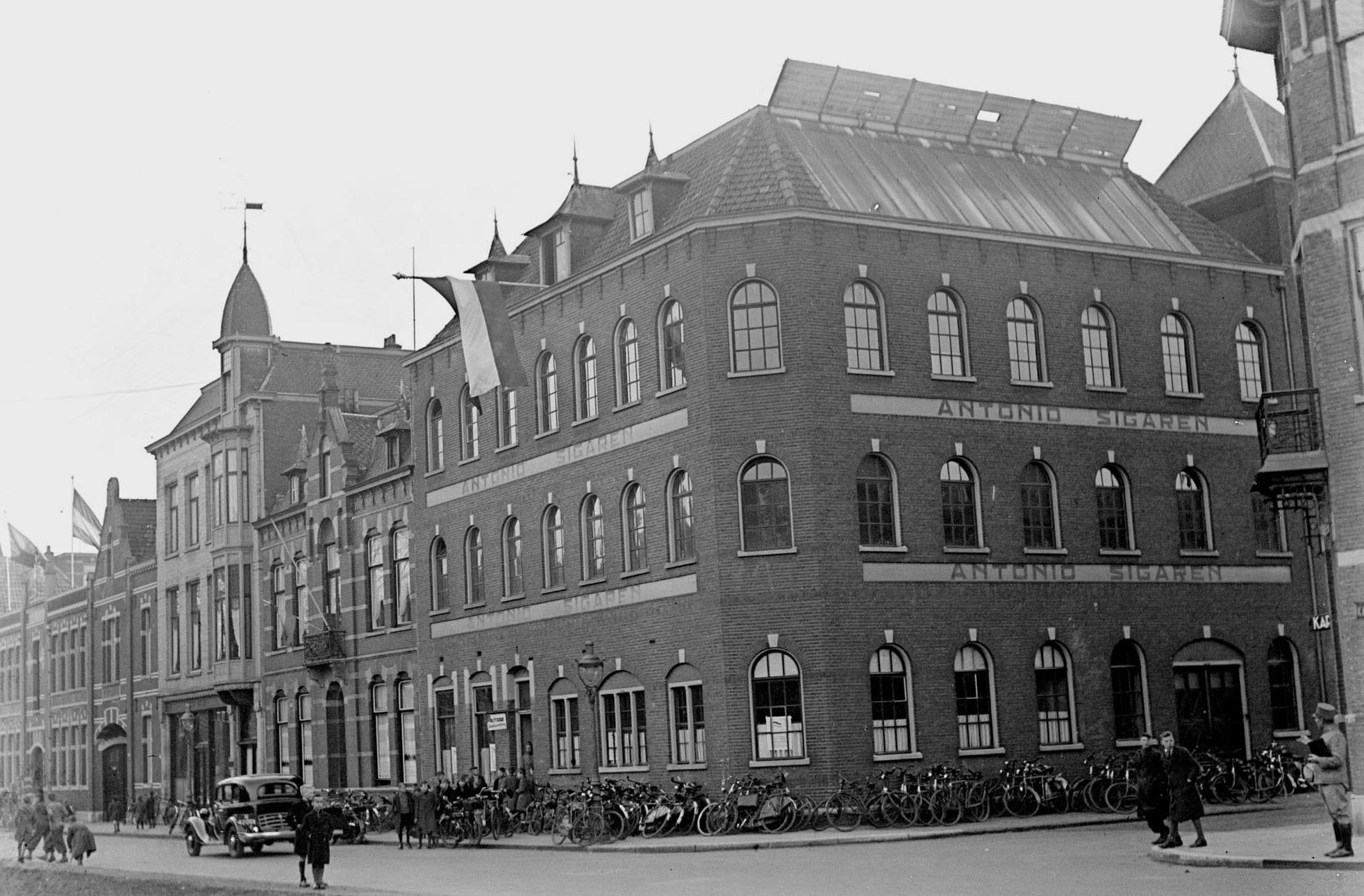 fabriek van Houtman