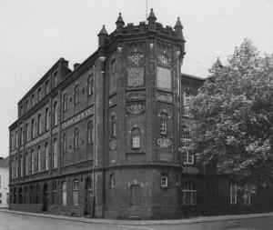 Toren fabriek Goulmy & Baar